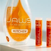 JAWS Kitchen Cleaner-Degreaser