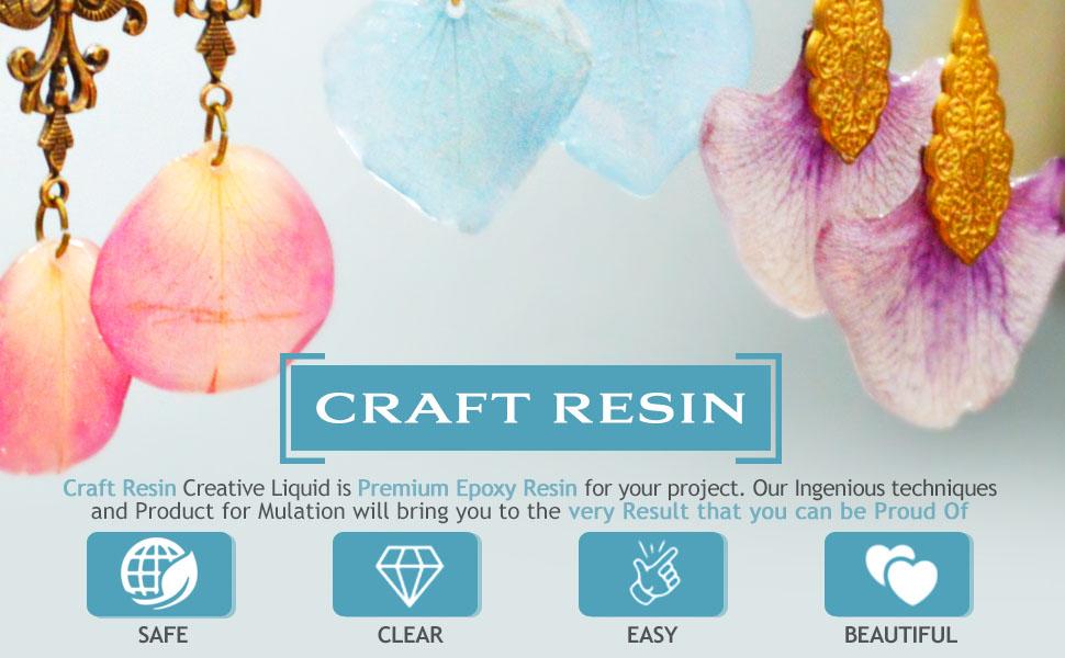 Craft resin