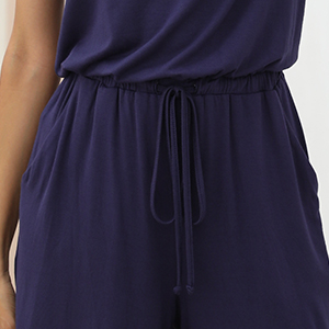 comfy elastic waist band with drawstring for adjustment
