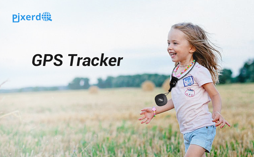 GPS Tracker for Kids/ Elderly