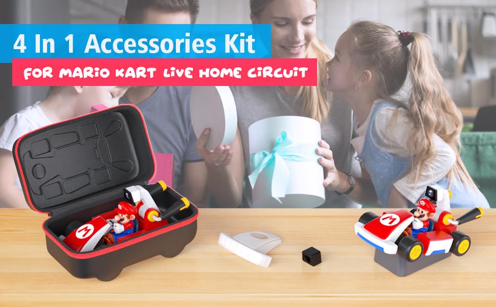 switch mario kart accessoriess bundle