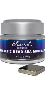 magnetic mud mask