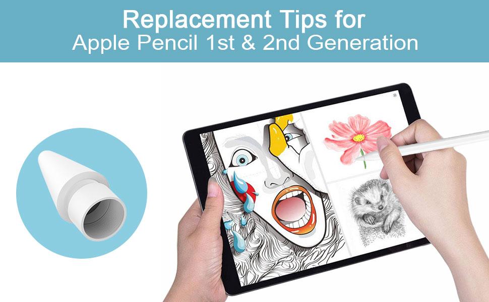 Apple pencil tip 2nd generation