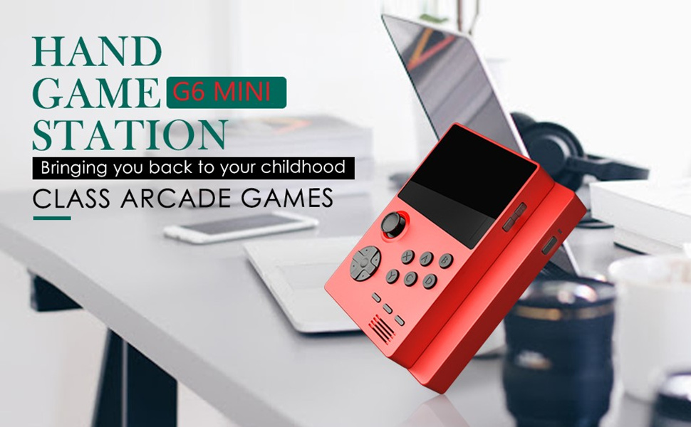 hand hold game station