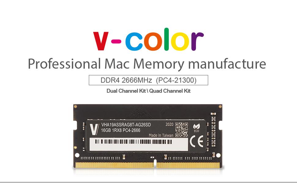 iMac SODIMM 16GB 2666MHz