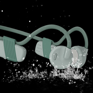 Waterproof Display of the Headsets