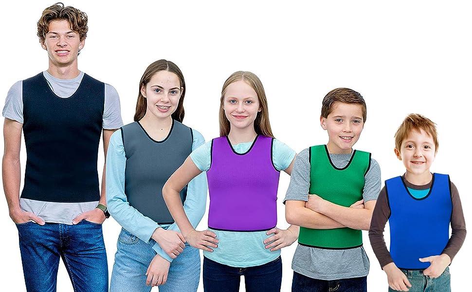 Sensory Compression Vest Special Supplies