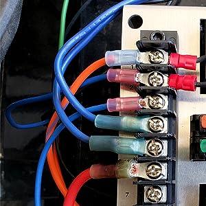 relay box wiring