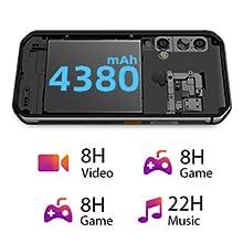 4380mAh  Battery
