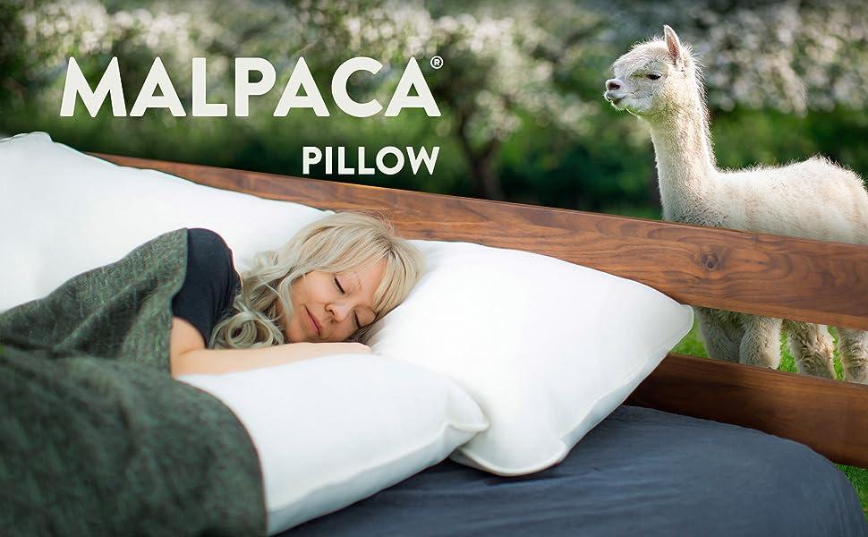 Malpaca Pillow
