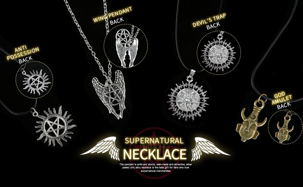 supernatural necklace