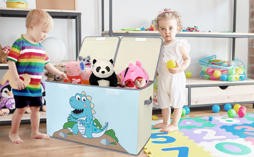 large toy chest for kids