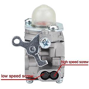 troy bilt tb22ec carburetor