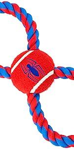Spiderman Rope Toy