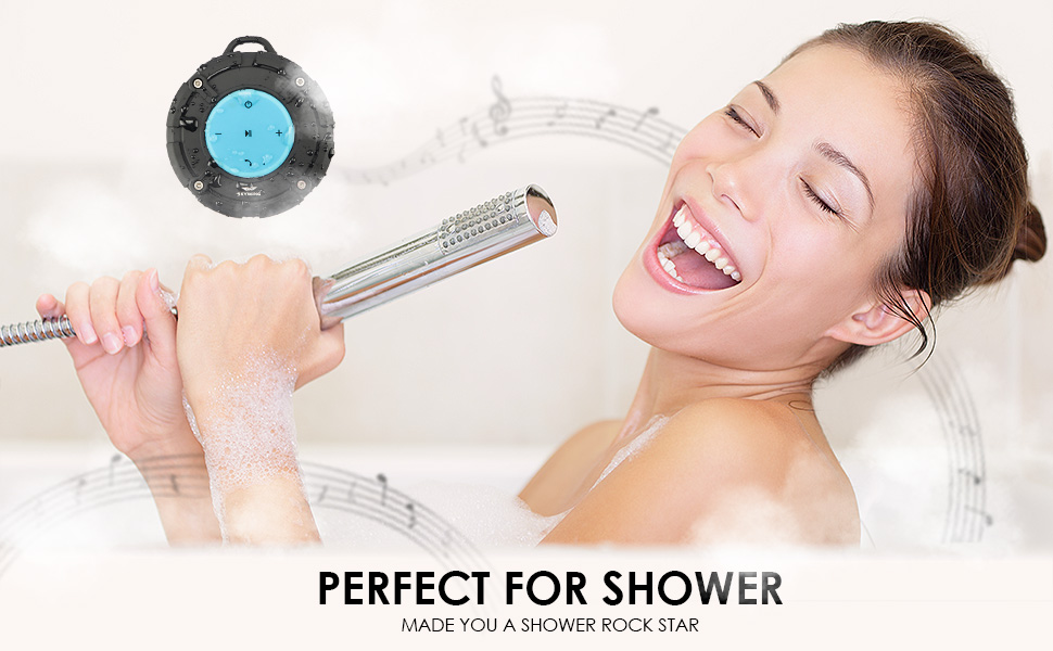 SKYWING SHOWER SPEAKER