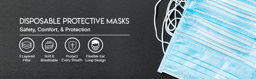 EasyEast Disposal mask