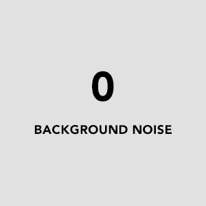 0 background noise
