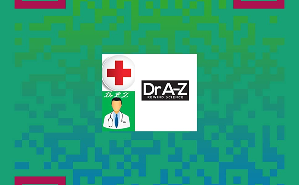 THE DOCTOR CREATES THE FORMULAS FOR DR A-Z SUPPLEMENTS