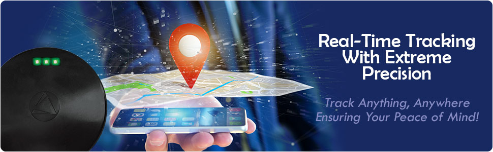 Real Time GPS Tracking Made in the USA