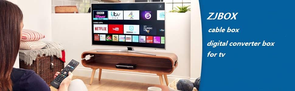 converter tv box