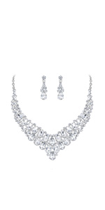 wedding jewelry sets for bride