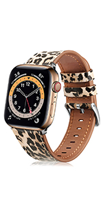 Apple Watch 40mm 38mm Leather Band