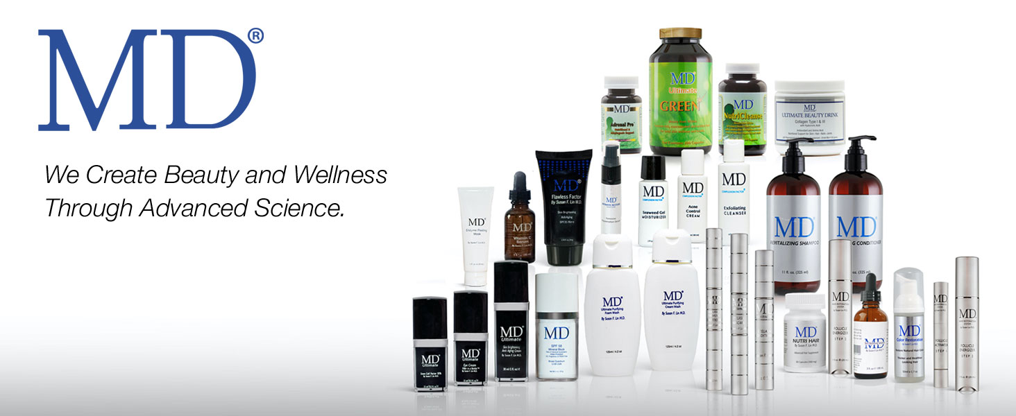 We Create Beauty and Wellness Through Advanced Science.