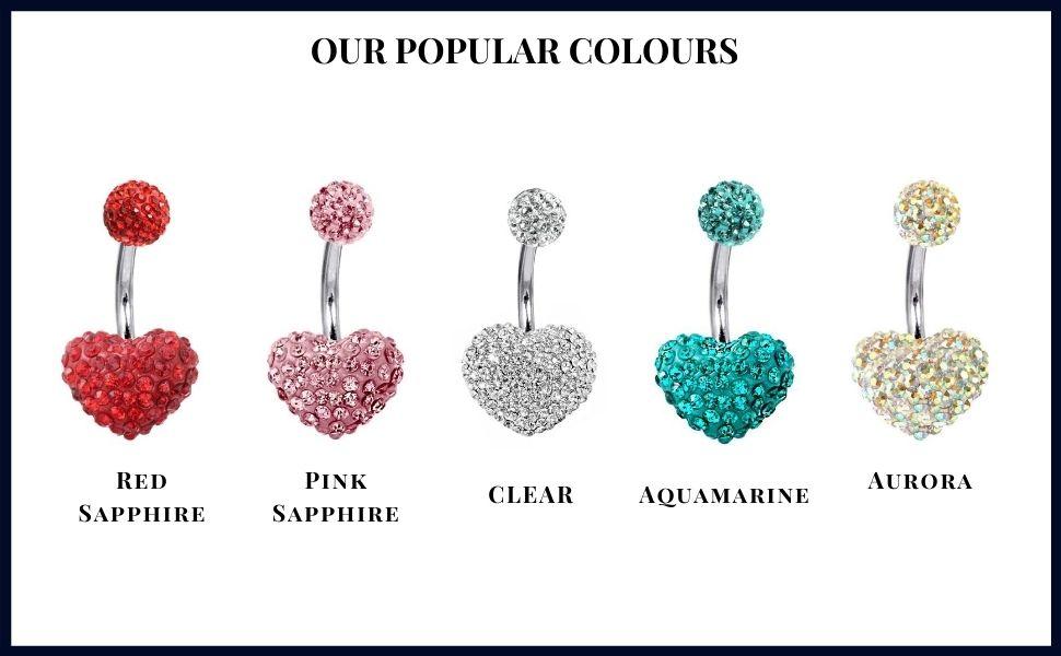 I nostri colori popolari