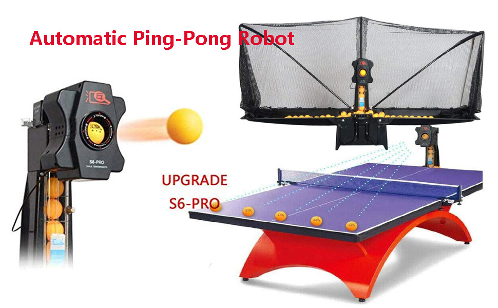 Automatic Table Tennis Robot