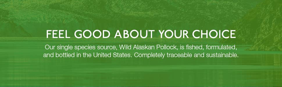 single species source wild alaskan traceable sustainable