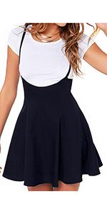 suspender skirts