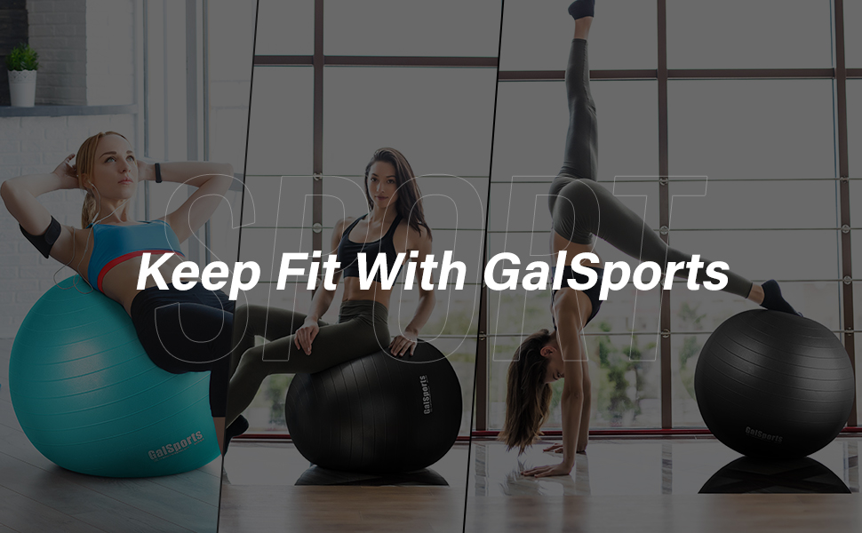 Galsports Exercise Ball