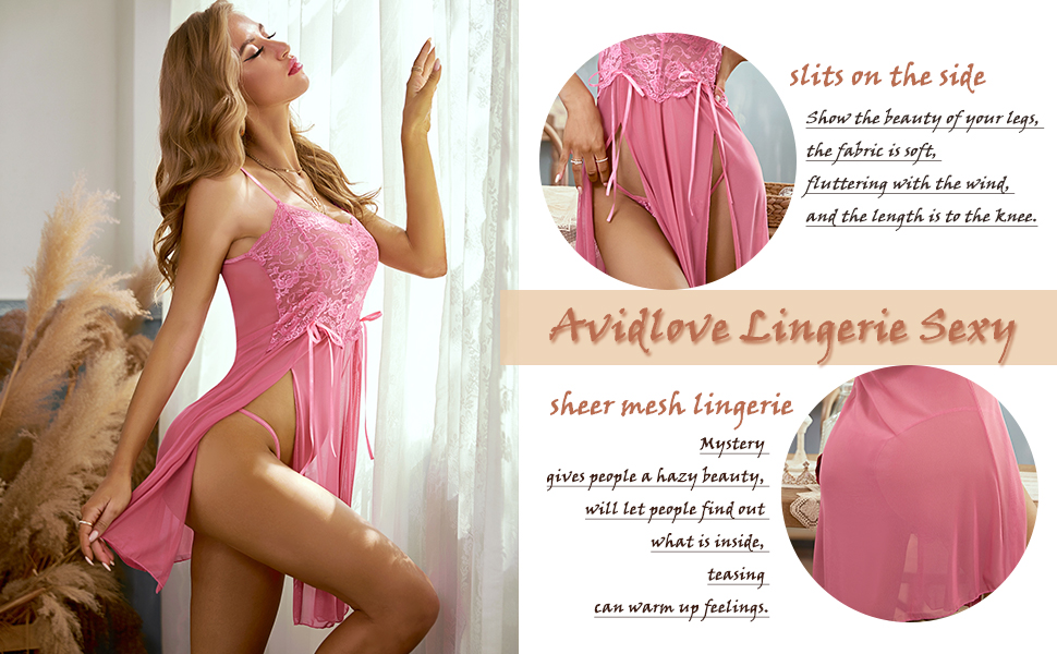 avidlove lingerie sexy