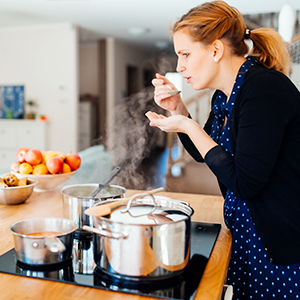 4 cooking zones for your big meal, induction hob save your time