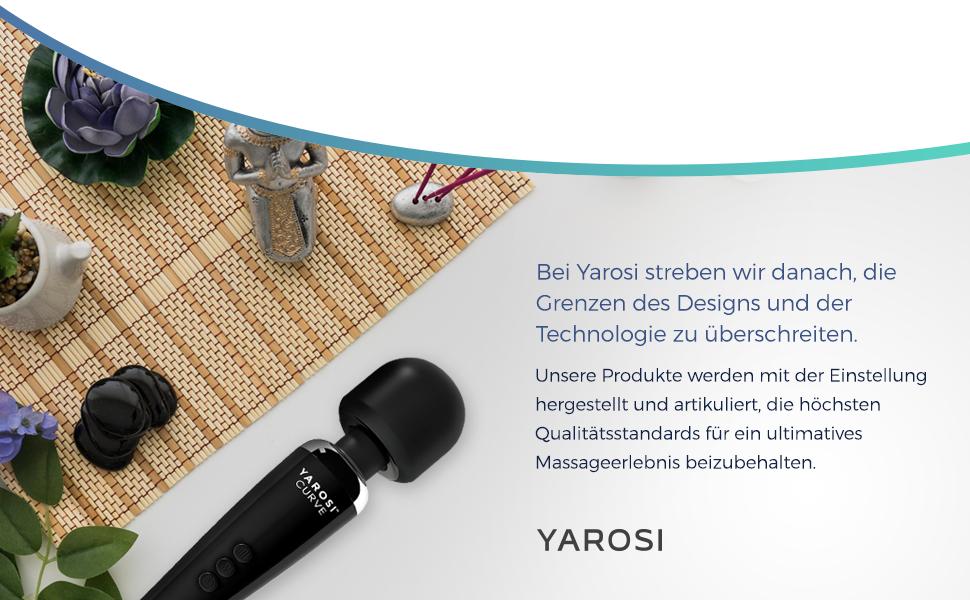 yarosi danach designs technologie uberschreiten qualitatsstandards