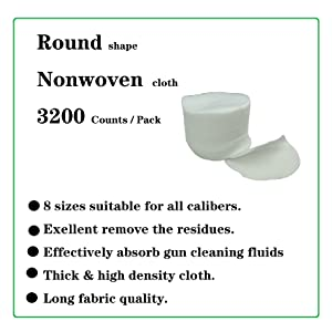 Non woven Round