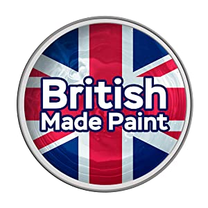 Made in britain hemway chalk based furniture paint