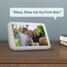 """""""Hey Alexa, show me my front door"""""""