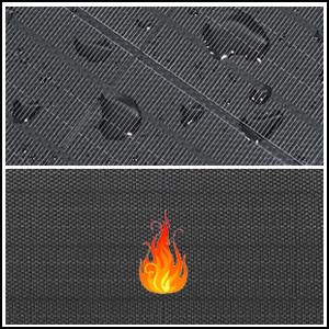 Waterproof & Fireproof