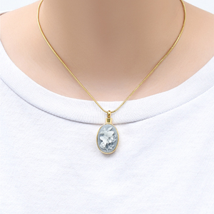 ashes necklace