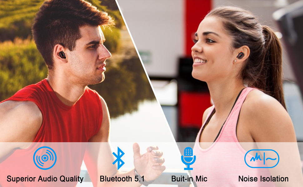 wireless earbuds for sports