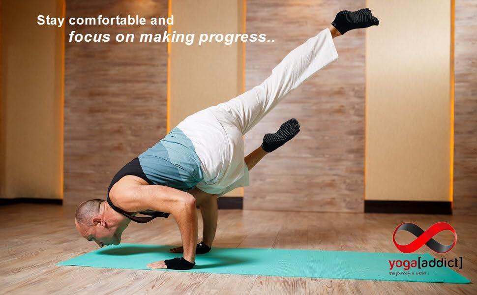 yoga socks and gloves set sock glove fitness pilates