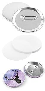 metal button parts