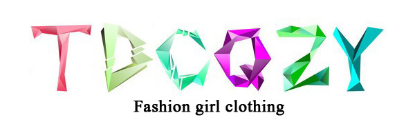 TDCQZY girls clothing