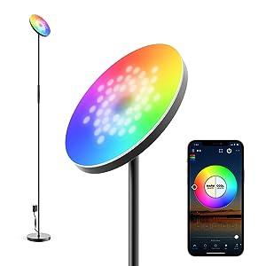 Smart Wifi Floor Light Display