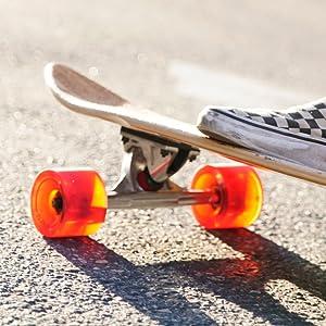 Magneto longboard skateboard longboarding long board aluminum trucks beginners kids teens adults