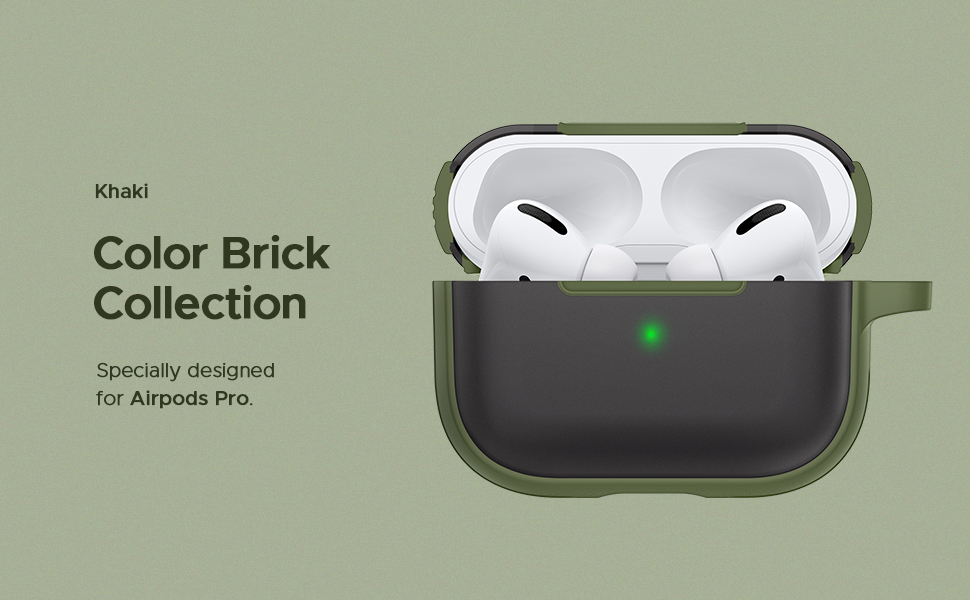 Color Brick Series for AirPods Pro