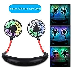 LED Lightening & Colorful Flashing