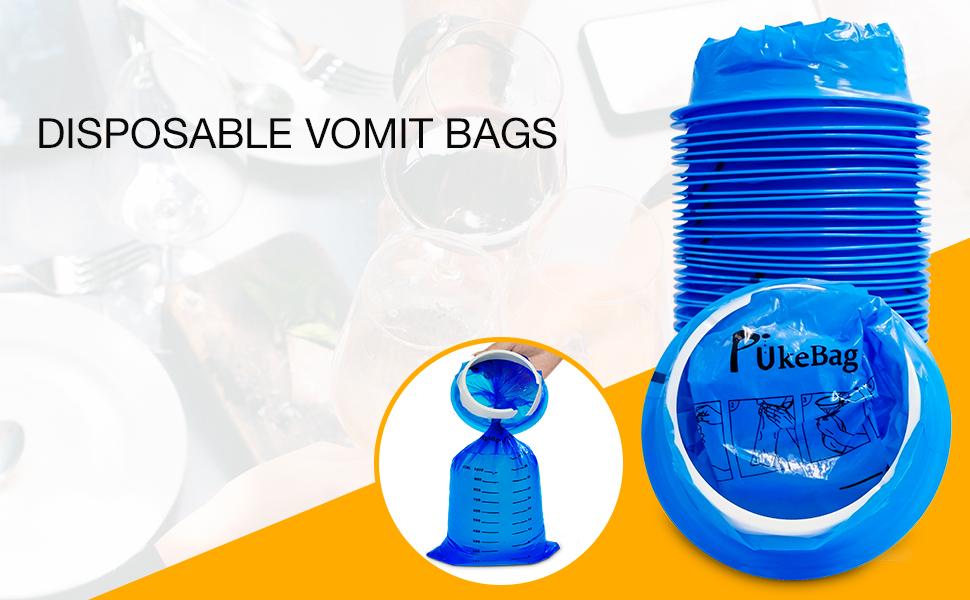 Emesis Bag Vomit Bags