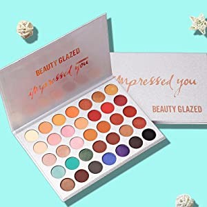 beauty glazed impress you palette